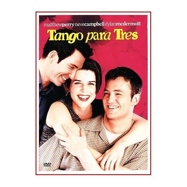 TANGO PARA TRES DVD 2000 Dirección Damon Santostefano