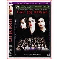 LAS TRECE ROSAS DVD 2007 Cine Español Dirección Emilio Martínez-Lázaro