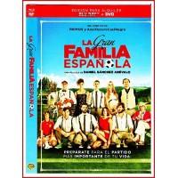 LA GRAN FAMILIA ESPAÑOLA DVD 2013 Dirección Daniel Sánchez Arévalo