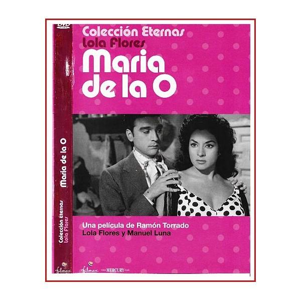 MARÍA DE LA O DVD En plena sierra granadina, una caravana de gitanos en la que viajan Miguel, María de la O y su abuelo...