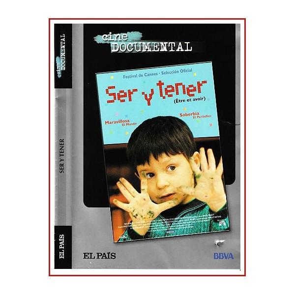 SER Y TENER 2002 DVD Documental, Enseñanza, Infancia, Vida rural