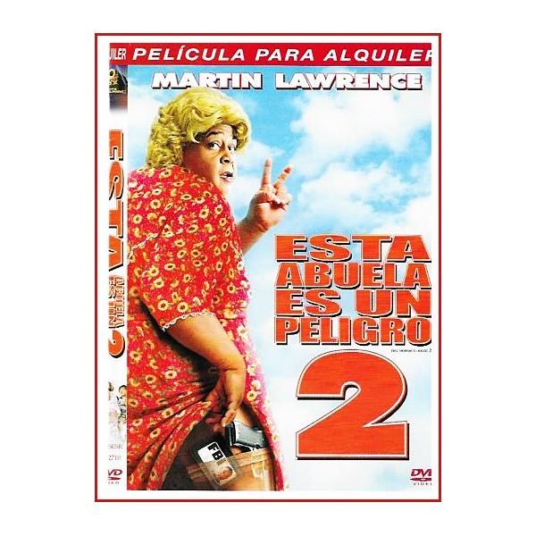 ESTA ABUELA ES UN PELIGRO 2 DVD