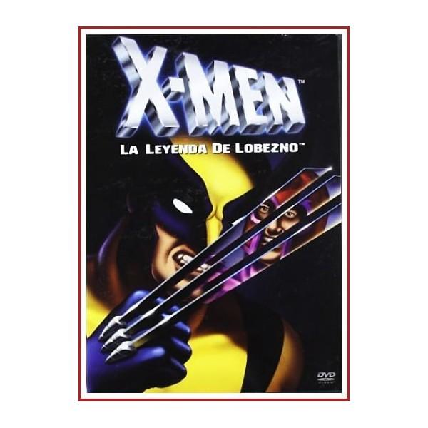 X-MEN LA LEYENDA DE LOBEZNO