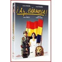 ¡AY, CARMELA! 1990 DVD Teatro, Guerra Civil Española