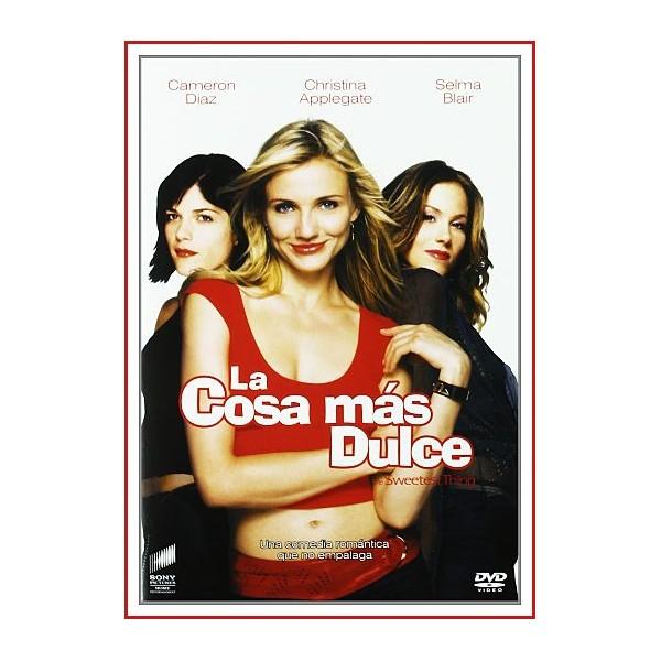 LA COSA MAS DULCE DVD Christina y su mejor amiga, Courtney, salen en su búsqueda y se encuentran con una serie de...