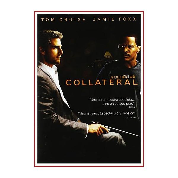 COLLATERAL DVD 2004 Dirección Michael Mann