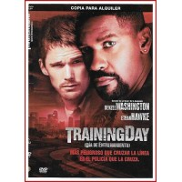 CARATULA DVD TRAININGDAY
