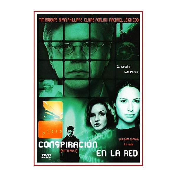 CONSPIRACION EN LA RED DVD 2001Dirección Peter Howitt