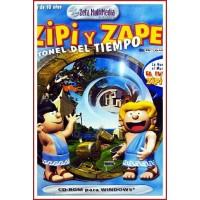 ZIPI Y ZAPE (CD-ROM) EL TONEL DEL TIEMPO 2000 CD Interactivo