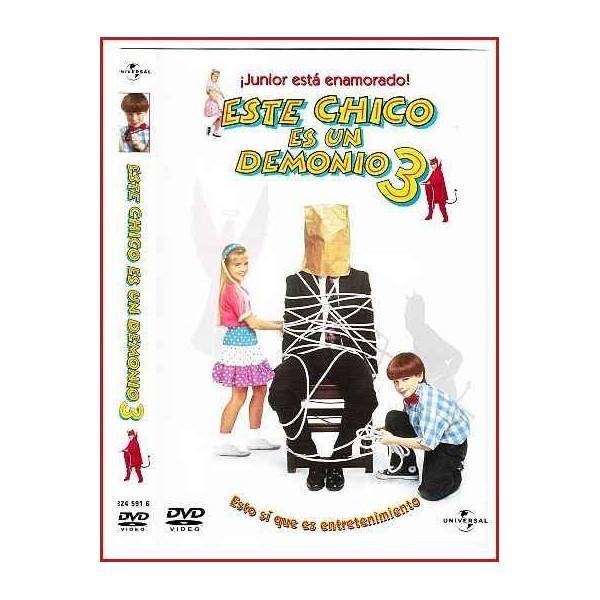 ESTE CHICO ES UN DEMONIO 3 DVD 1995 Dirigida por Greg Beeman