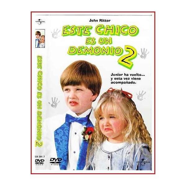 ESTE CHICO ES UN DEMONIO 2 DVD 1991 Dirigida por Brian Levant