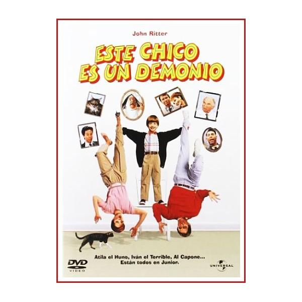 ESTE CHICO ES UN DEMONIO DVD 1990 Dirigida por Dennis Dugan