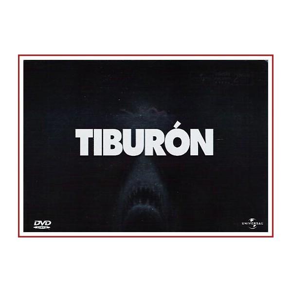 TIBURÓN ESTUCHE METÁLICO 2 DISCOS DVD
