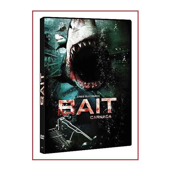 BAIT CARNADA DVD 2012 Dirección Kimble Rendall