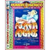 FULANITA Y SUS MENGANOS 1976 DVD Prostitución