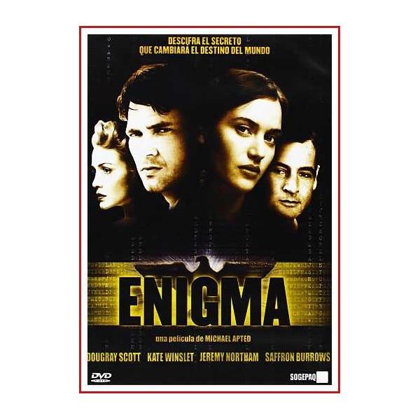 ENIGMA DVD 2001 Dirección Michael Apted