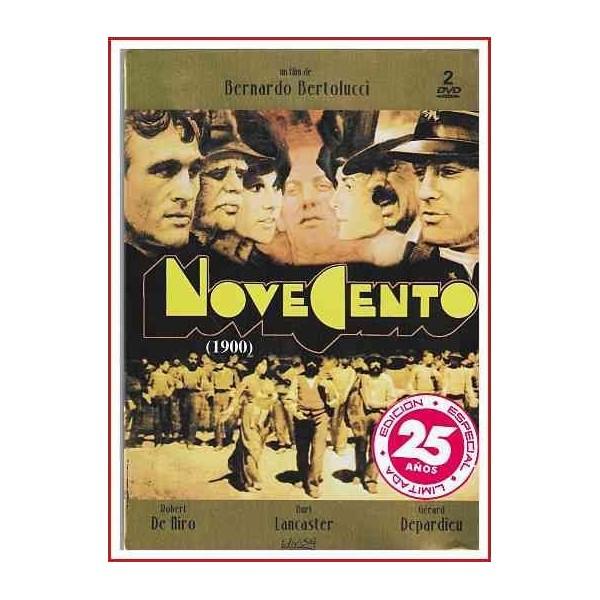 NOVECENTO (1900) ESTUCHE METALICO 2 DVD 1976 DVD Años 1910-1919