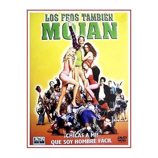 CARATULA DVD LOS FEOS TAMBIÉN MOJAN 2002
