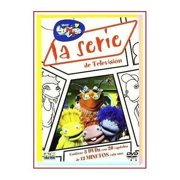 LA SERIE DE TELEVISIÓN 3 DVD