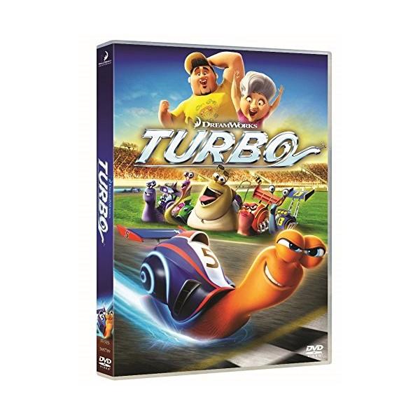 TURBO DVD 2013 Dirección David Soren