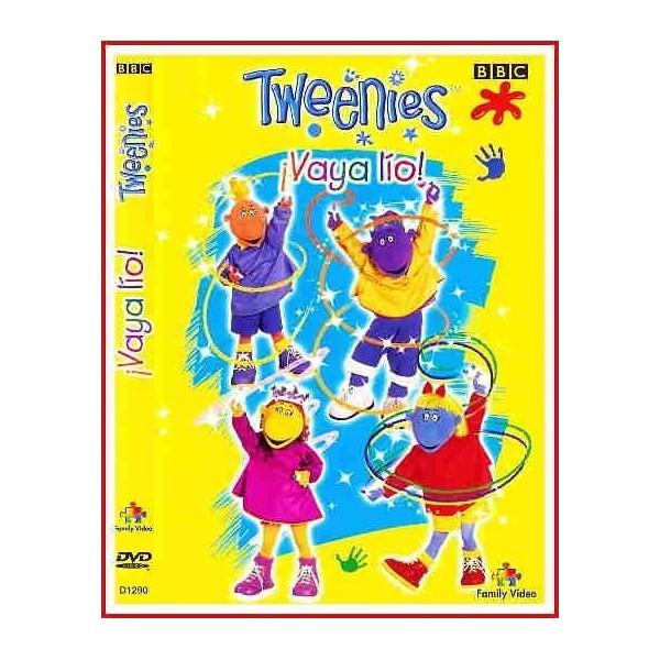 TWEENIES ¡VAYA LÍO! 2007 DVD Serie de TV, Preescolar