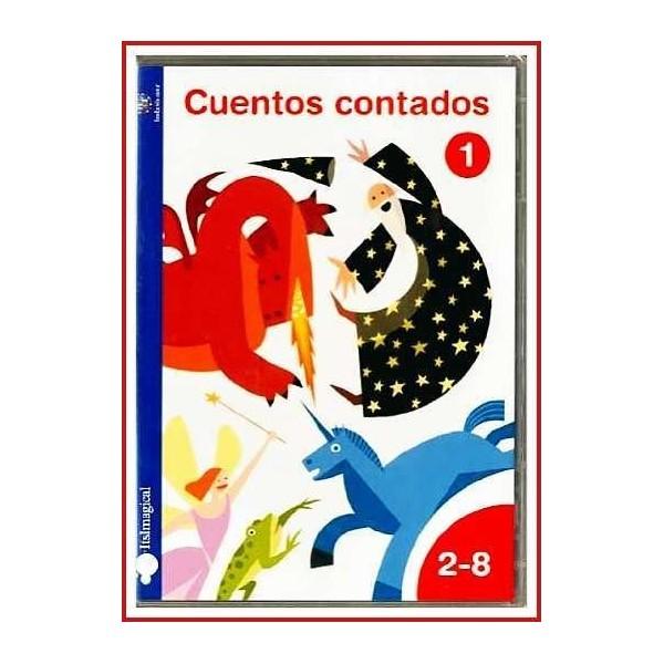 CUENTOS CONTADOS 1 (2-8 Años)