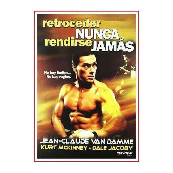 RETROCEDER NUNCA RENDIRSE JAMÁS