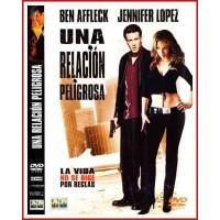 UNA RELACION PELIGROSA DVD 2009 Dirección Martin Brest