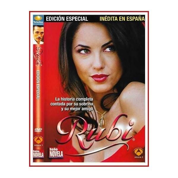 RUBI (11 - EDICIÓN ESPECIAL INÉDITA EN ESPAÑA)