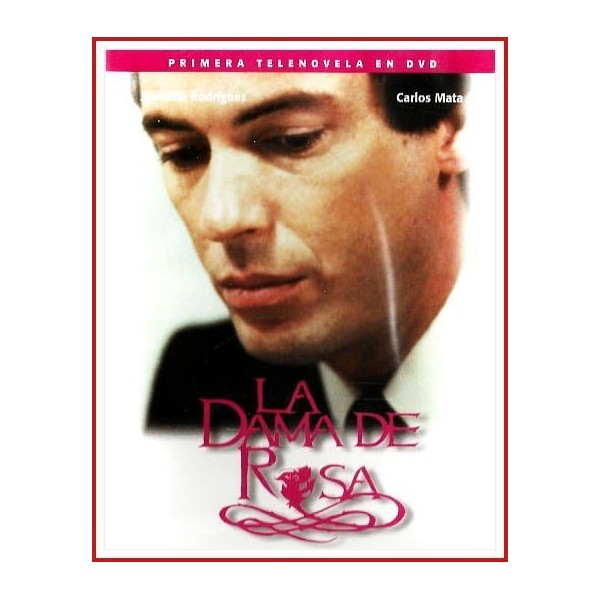 LA DAMA DE ROSA (VOLUMEN 2 - 46 A 105) PRIMERA TELENOVELA EN DVD