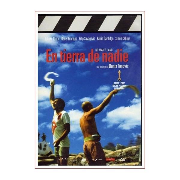 EN TIERRA DE NADIE dvd 2001 Drama Director Danis Tanovic