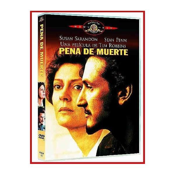 PENA DE MUERTE 1995 DVD Drama carcelario, Religión