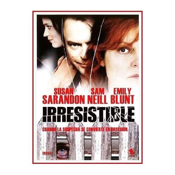 IRRESISTIBLE 2006 DVD Intriga, Celos