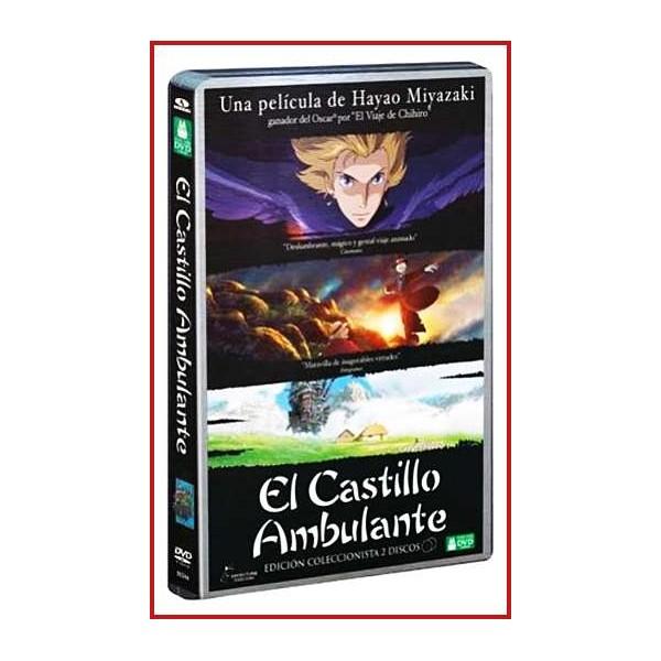 EL CASTILLO AMBULANTE [EDICIÓN COLECCIONISTA 2 DISCOS]