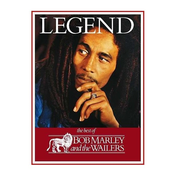 BOB MARLEY - LEGEND: THE BEST OF BOB MARLEY AND THE WAILERS DVD