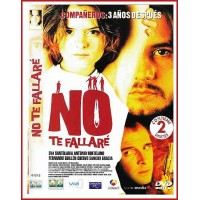 NO TE FALLARE 2 DISCOS CARATULA