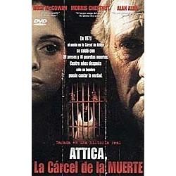 ATTICA, LA CARCEL DE LA MUERTE