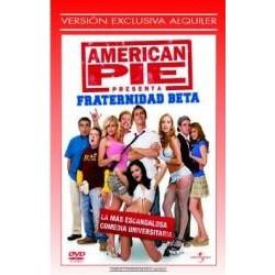 AMERICAN PIE 6 FRATERNIDAD BETA