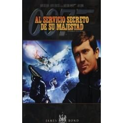 AL SERVICIO SECRETO DE SU MAJESTAD