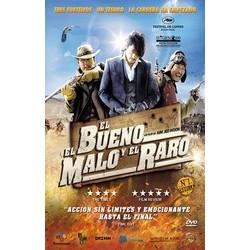 EL BUENO EL MALO Y EL RARO