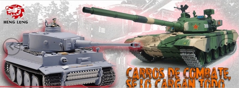Maquetas Tankes rc